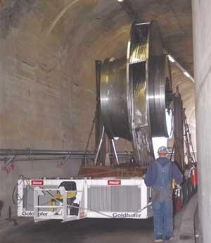 hyatt turbine